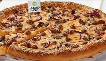 Pizza Hut Vegan
