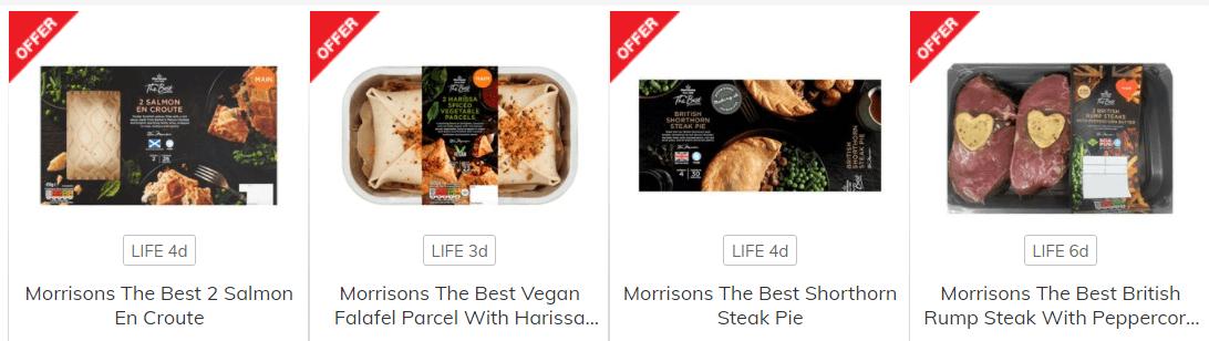 Morrisons Best Dine