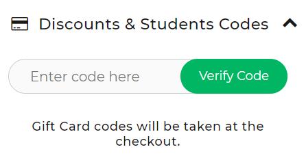 Footasylum Discount Code Box
