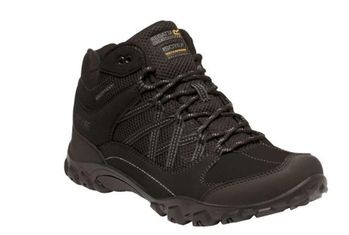 Regatta Edgepoint Walking Boots