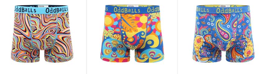 Oddballs Boxers
