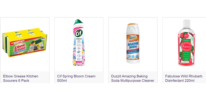 Poundshop Cleaning