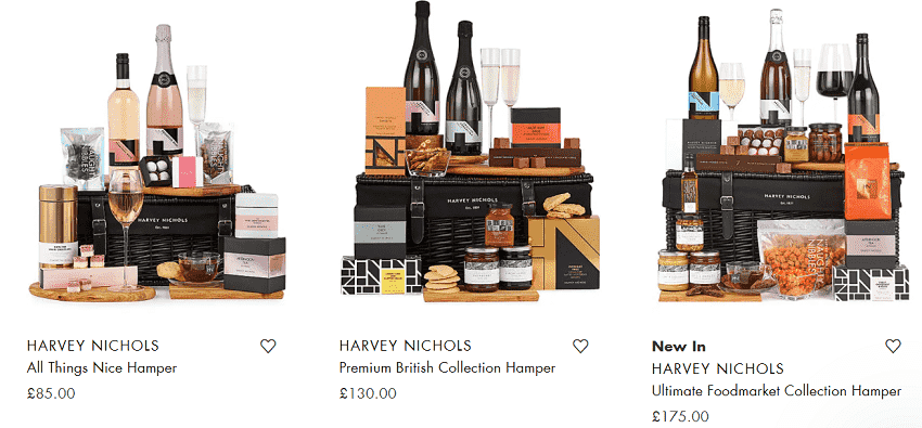 Harvey Nichols Hampers