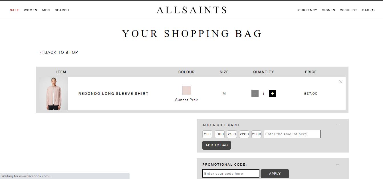 allsaints discount codes