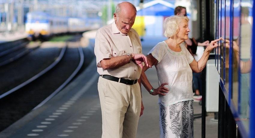 Railcard-Senior