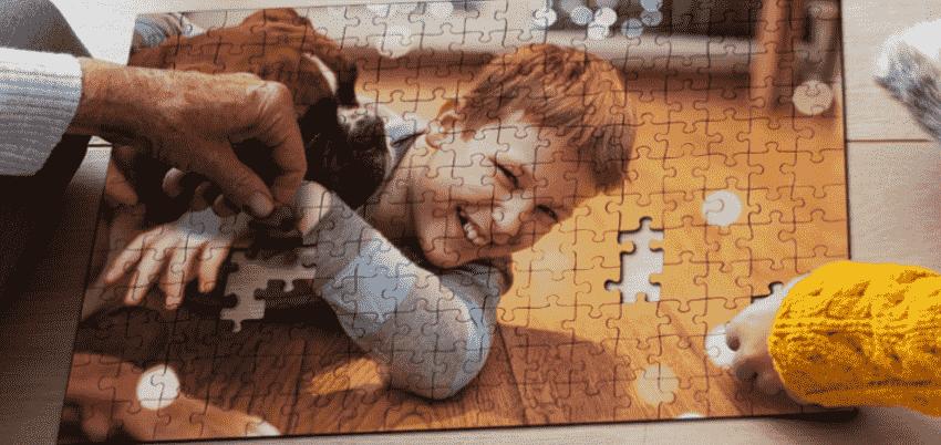 Photobox Jigsaw