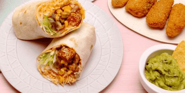Deliveroo Mexican Food