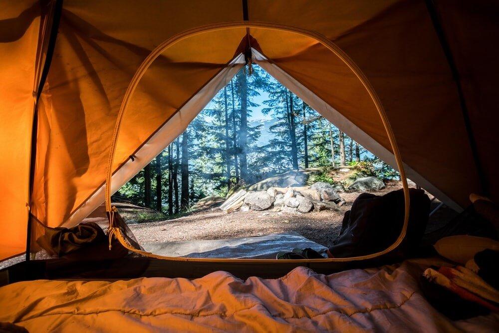 Blacks Camping