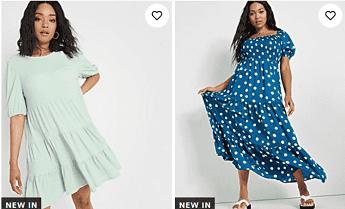 Simply Be Dresses