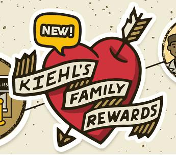 Kiehl's Rewards