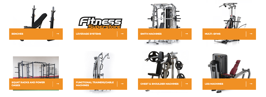 Fitness Superstore Home Gym