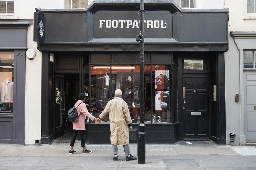 Footpatrol Sale