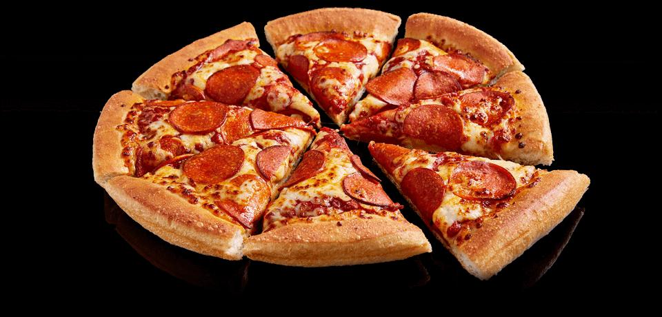 Pizza Hut Student Pizza