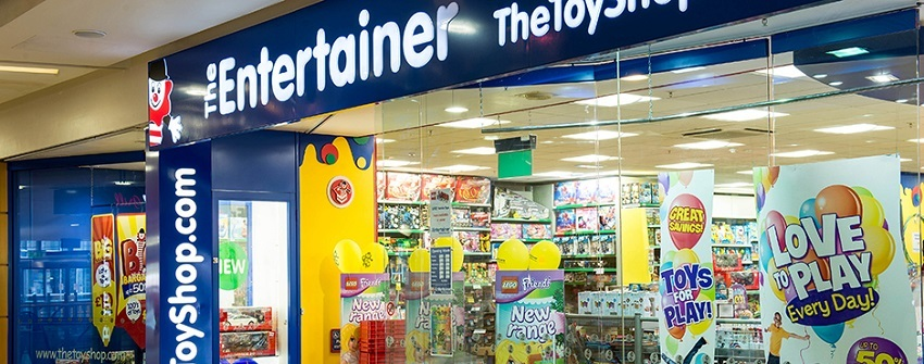 The Entertainer Sale