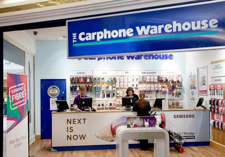 Carphone Warehouse Deals