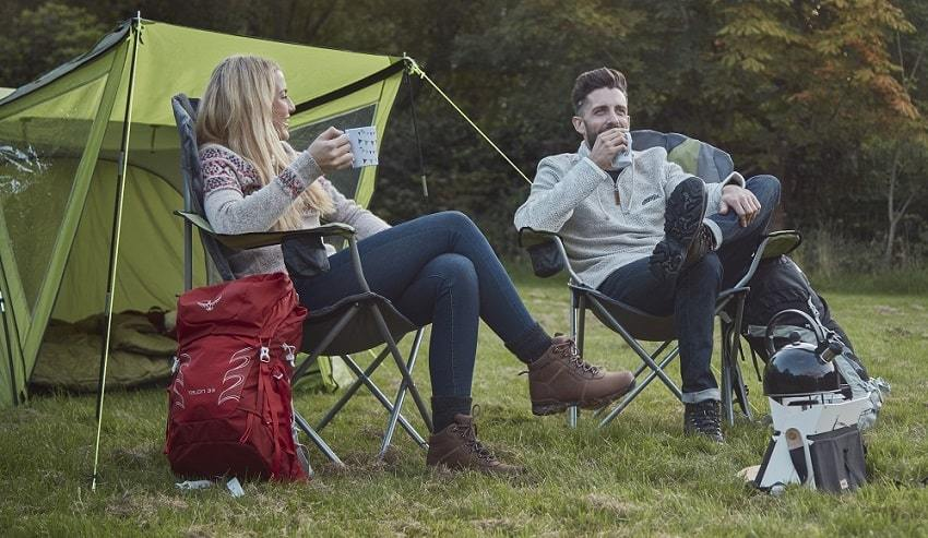 Go Outdoors Camping