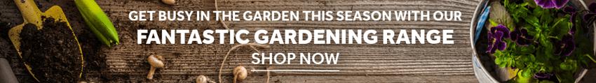 Poundshop Gardening