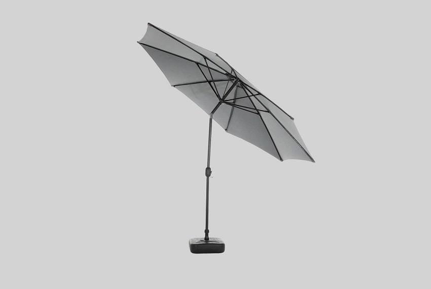 Rattan Parasol