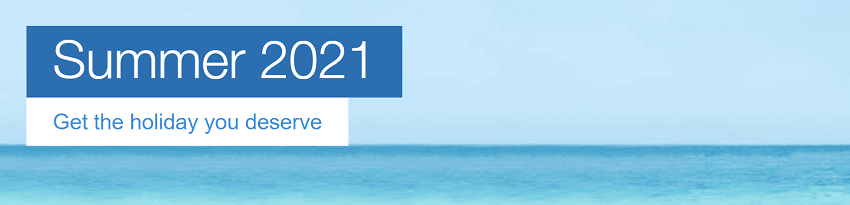 Jet2Holidays Summer '21