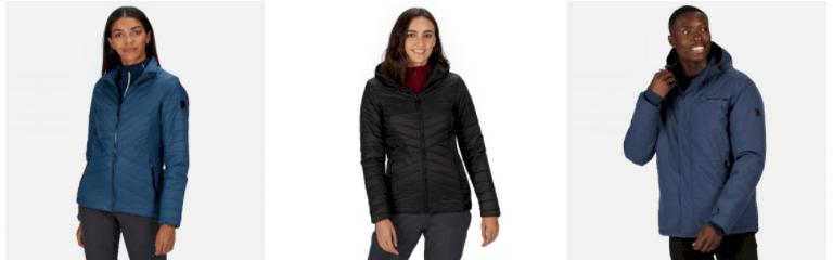 Regatta Jackets for 2021
