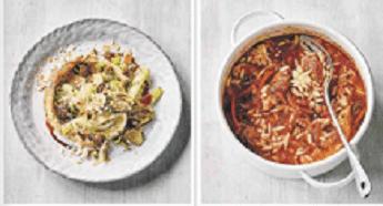 Waitrose Weekend Recipes