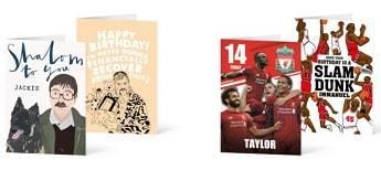 Moonpig Birthday Cards
