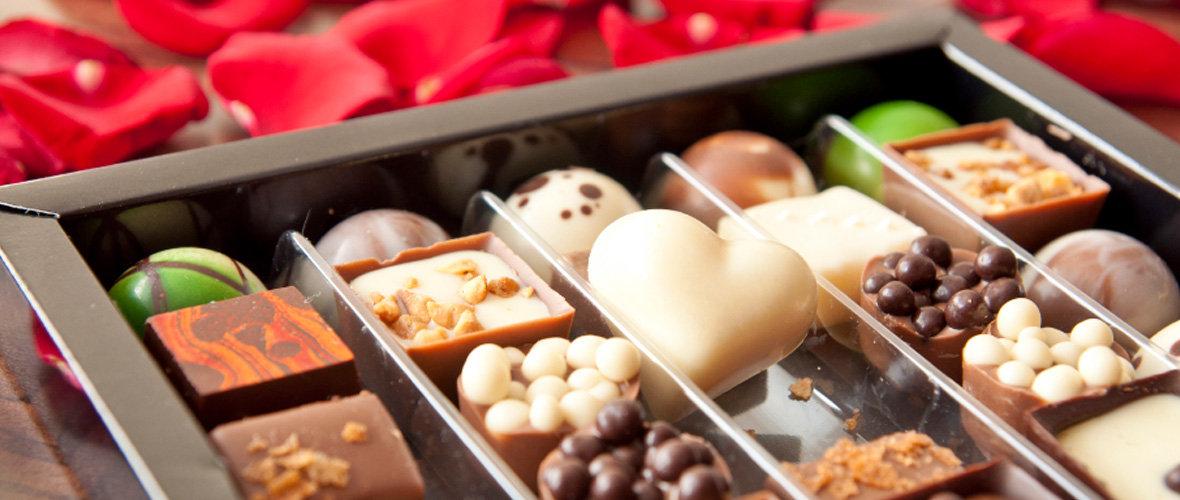 Sweets & Chocolates Category Image