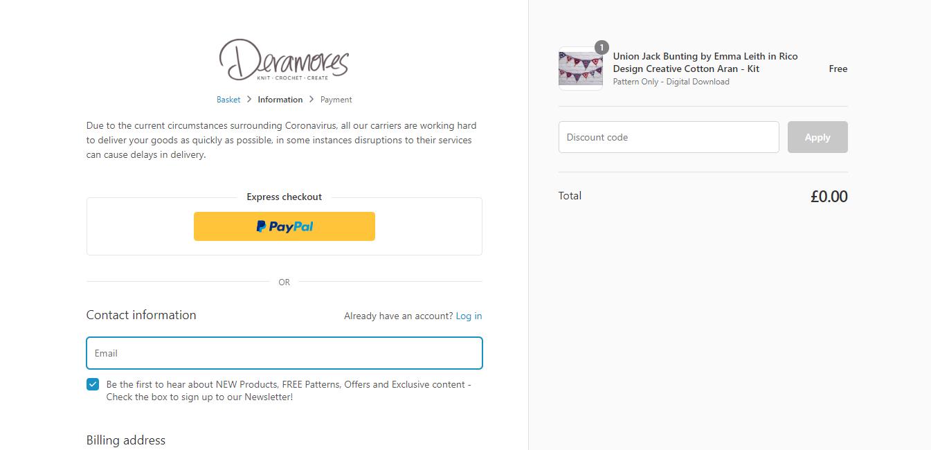 deramores discount codes