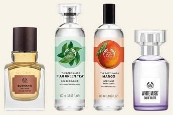 The Body Shop Perfume
