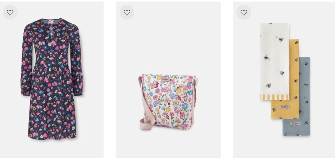 Cath Kidston Spring Collection