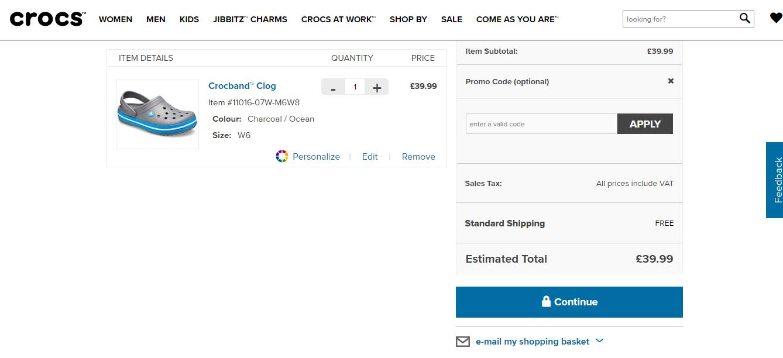 Crocs Discount Codes \u0026 Promo Codes