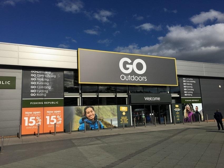 Go Outdoors Sale
