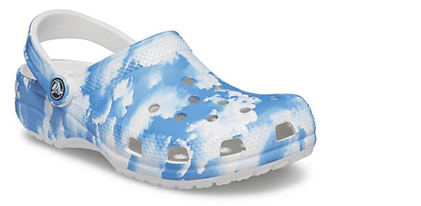 Crocs Patterned Footwear