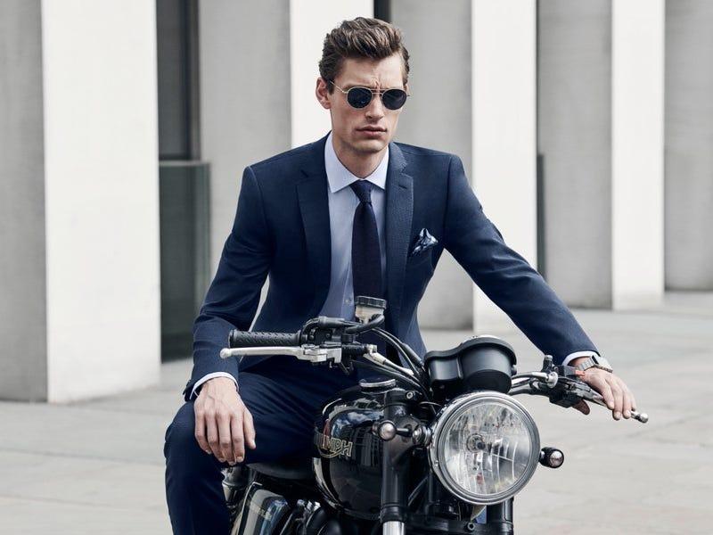 TM Lewin Suits