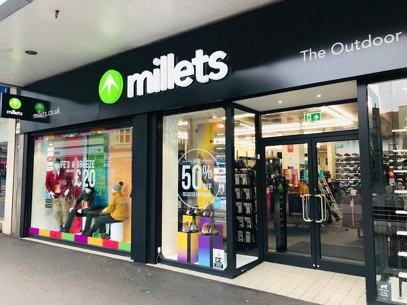 Millets Sale