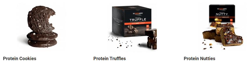 The protein Works Snacks