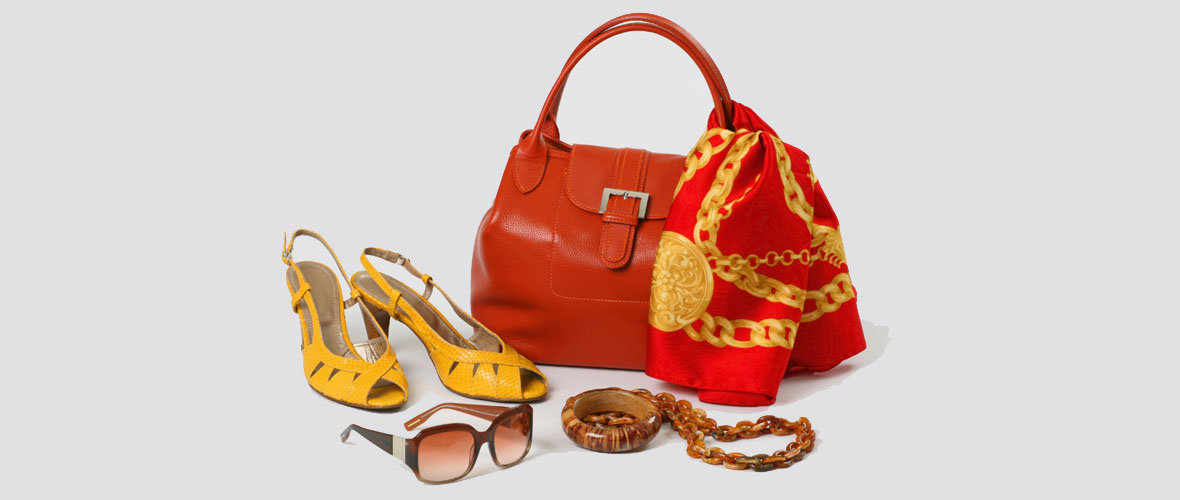 Selection of Women's Fashion Accessories