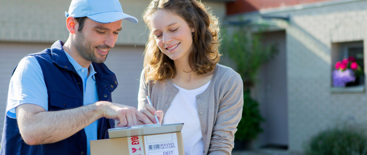 Home Delivery Services Image