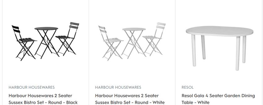Rinkit Garden Furniture