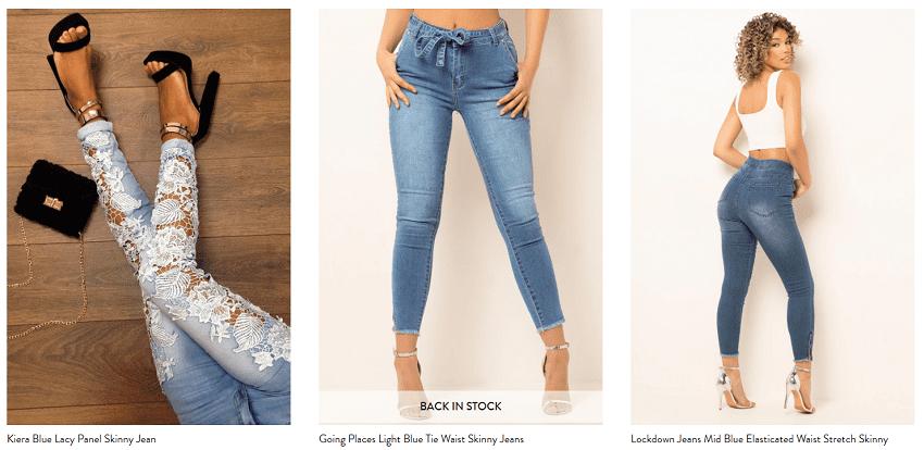 Pink Boutique Jeans