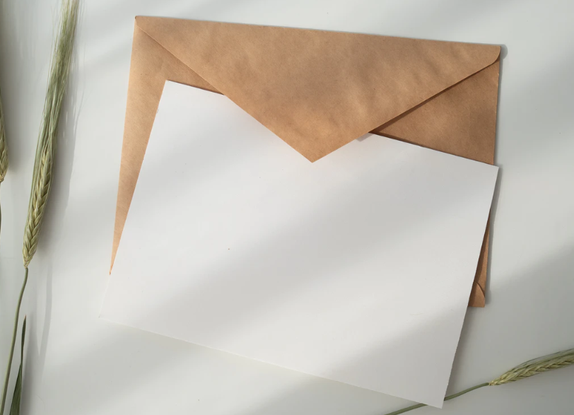 Card with an Envelope